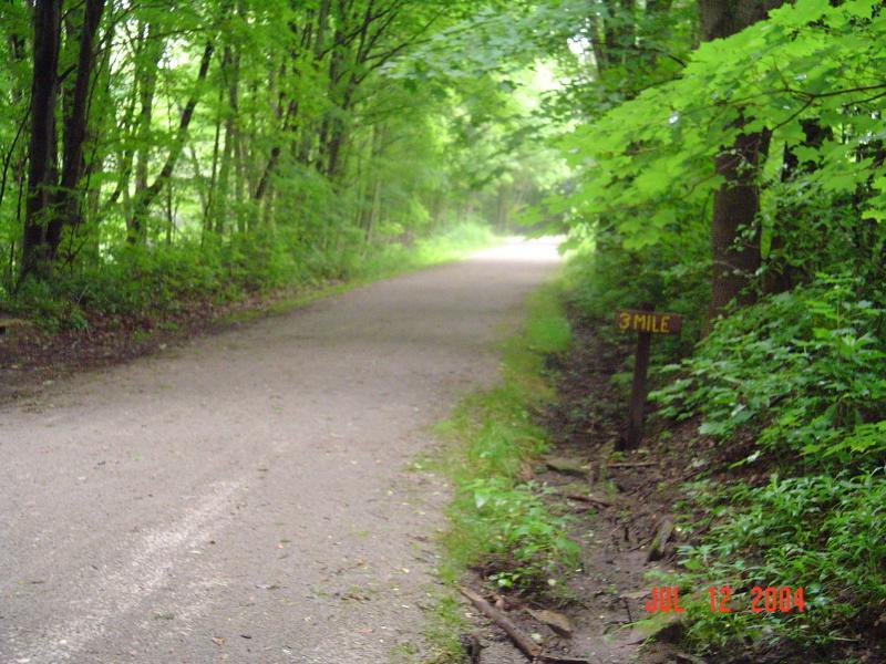 Saltlick Township I C V Hike And Bike Trail